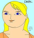 Cheryl Lockheed by adrian154