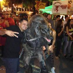 EDFX Werewolf suit A by EscapeDesignFX