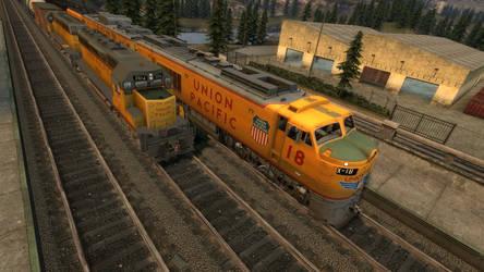 Union Pacific by Primon4723