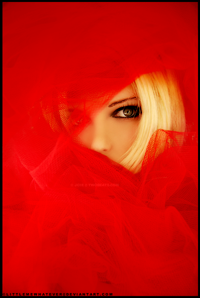 Red Veil by littlemewhatever