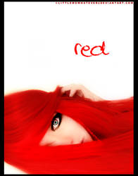 Red by littlemewhatever
