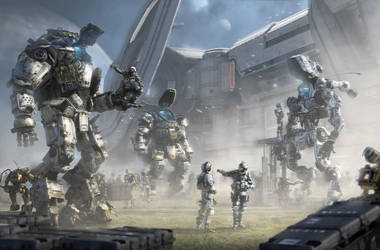 Titanfall DLC 3 IMC Rise by 2buiArt