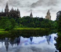 life around castles by nuggetams