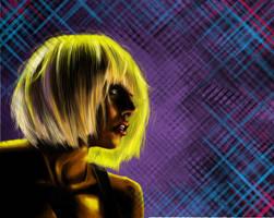 Lady gaga - redone by Electrochique