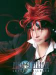 Reno-Final Fantasy VII: Advent Children by Qwaseer