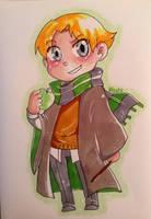 Draco Fanbook by saeru-bleuts