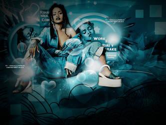 +Work (feat. iShakalalaOnHeart) [Blend] ~#Bri by FadeIntoBlackness