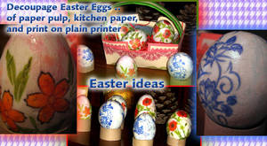 crafts Easter ideas by roula33