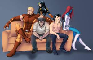 Wolverines-1 by koratCF