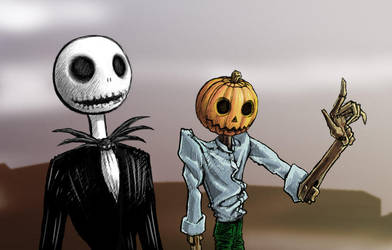 Jack and Jack by Lithrael