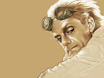Doc Brown Can Be Sexy by Lithrael