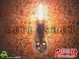 Ultraman Dyna Splash #6 by DaVinci030