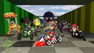 [SFM] Stupid Mario Kart Deluxe (Fanmade) by DaVinci030