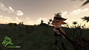 [GMOD] Marie Goes All-Out War (Old) by DaVinci030
