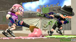 [SFM] Clash of the Two Inklings by DaVinci030