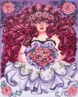 Rose by La-Chapeliere-Folle