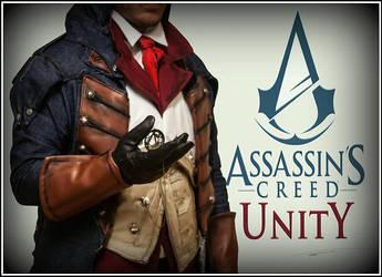 AC UNITY - Sneak Peek -WIP. by CreedCosplay