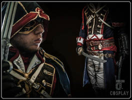 AC Unity - ARNOS MASTER ASSASSIN OUTFIT. by CreedCosplay