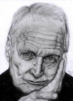 Paul Newman by cosmogenesis