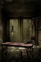 Hospital Room by gayaliberty
