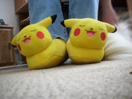 Pika Slippers by EomLotanis