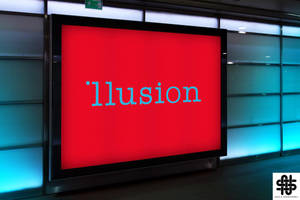 Illusion - Logo by nellasgraphics
