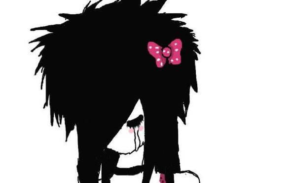 Sad Emo Girl By Tooya Chan On Deviantart