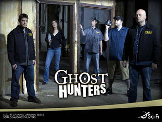Ghost Hunters by TAPS-Fans