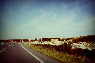 atravesando el viento by Lonelyta