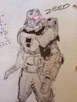 Storm Trooper Rocket Arm Mod by zeedurrani