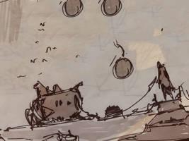 Doodle Doodle Deedle by zeedurrani