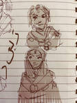 Sketch Fantasy 200317 by zeedurrani