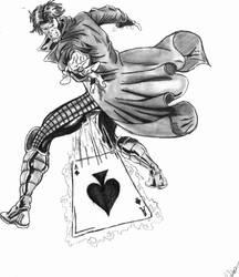 The Ragin' Cajun: Gambit by thirdeyeblind