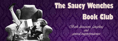 Saucy Wenches Book Club - header2 by NixTheEverknowing