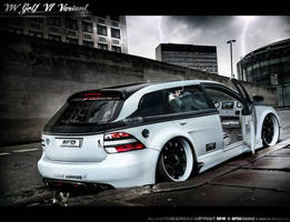 vMod - VW Golf VI Variant by sfdesignz