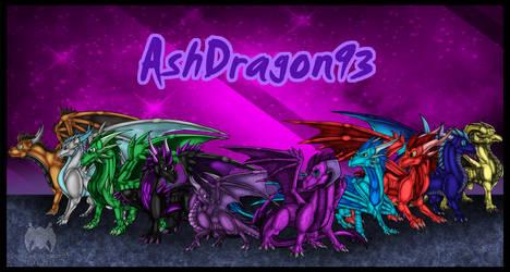 AshDragon93 Cover by AshDragon93