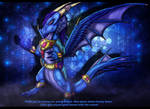 {Request} Reignited Blue by AshDragon93