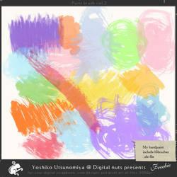 Paint brush vol.2 by nutspress