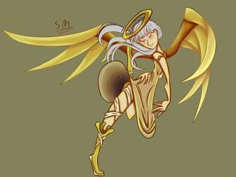 Angel by SuckerfishManiac