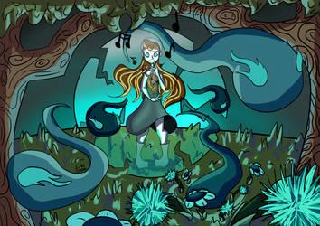 The Rainforest Legend 2.0 Baby by SuckerfishManiac