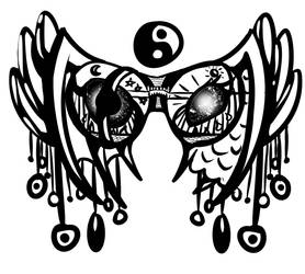 Pemelihara Mask by SuckerfishManiac