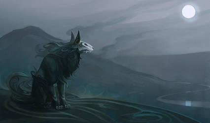 skulldog by sandara