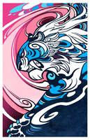 whirlwind tiger by sandara