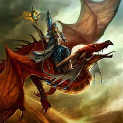 dragonmage by sandara