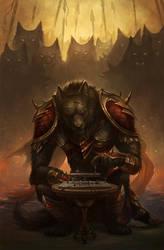 Alera Codex : Nasaug by sandara
