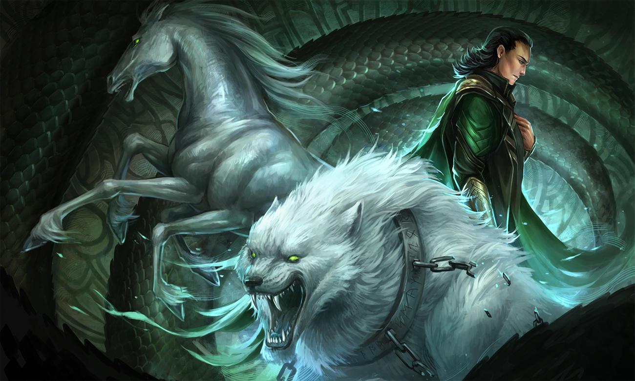 Loki's Children by sandara