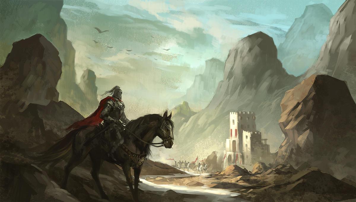 knight by sandara