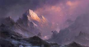 Mountains by sandara