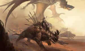 Mad Max - War Beasts by sandara