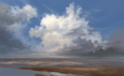 sky. by sandara